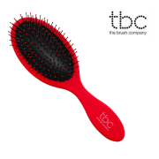 TBC® The Wet & Dry Haar Borstel - Rood