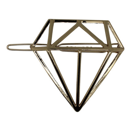 SOHO® Diamond Hair Clip - Gold