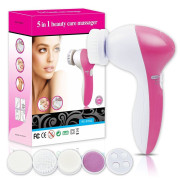 Sonic Facial Brush | Waterproof Gezichtsreiniging Borstel 5-in-1 Set