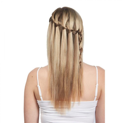 Waterfall Braid Tool - Lav flotte vandfalds-fletninger