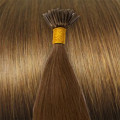 Cold Fusion hair extensions - 60 cm - #6 Bruin