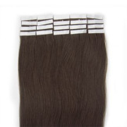 Tape extensions - 50 cm - #2 Donkerbruin