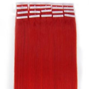 Tape extensions - 50 cm - Rood