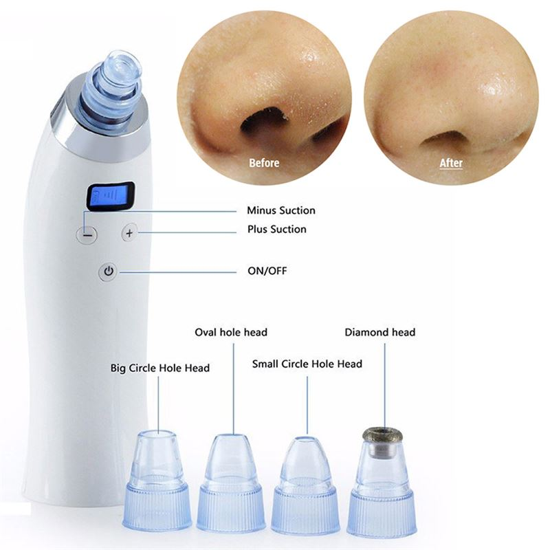 Image of   Blackhead Suction Pro - Effectieve Blackhead Zuiger