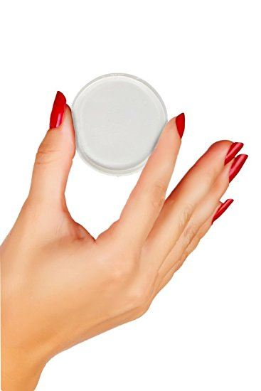 Image of   FOXY® Silicone Spons Rond - Silicone Make-up Spons