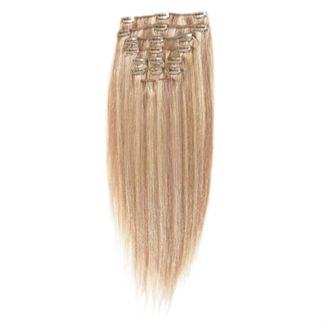 Image of   #18/613 Blond Mix - 40 cm Clip in