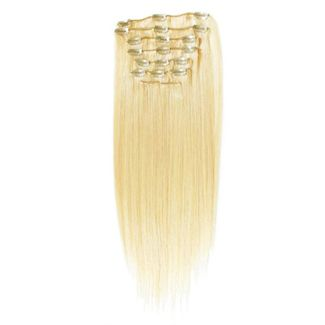 Image of   #613 Blond - 40 cm Clip in